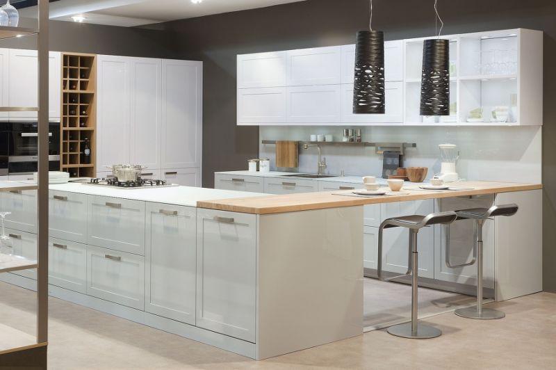 Küchentheke viel platz für die küche lebensraum küche in ettlingen bei